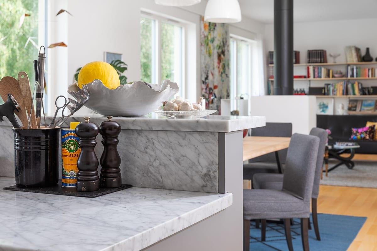 Arkitektritat hus- Bodil och Lars AChoice Stenhus